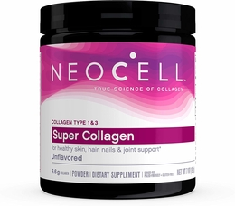 Super Collagen Powder Type I & III 7 oz