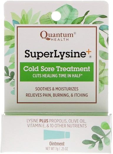 Super Lysine + Cream 0.25 oz (7 g) หลอด