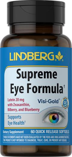Supreme Eye Formula, 60 Sg