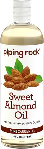 Sweet Almond Oil 16 fl oz (473 mL) Bottle