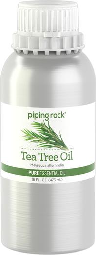 Olejek eteryczny z drzewa herbacianego o czystości (GC/MS Sprawdzono) 16 fl oz (473 mL) Tuba