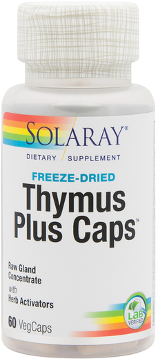 Thymus Plus Caps 60 Kapsułki wegetariańskie