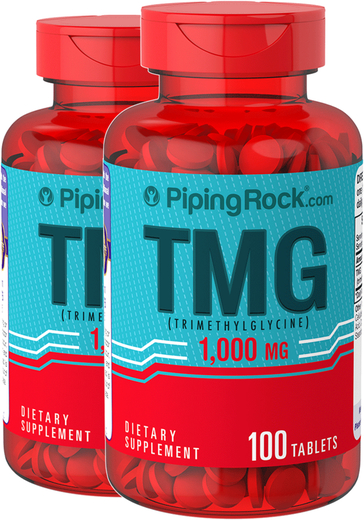 TMG (Triméthylglycine) 100 Petits comprimés enrobés