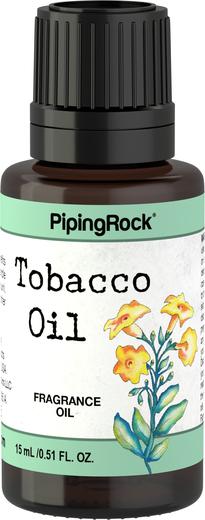 Óleo perfumado de tabaco, 1/2 fl oz (15 mL) Frasco conta-gotas