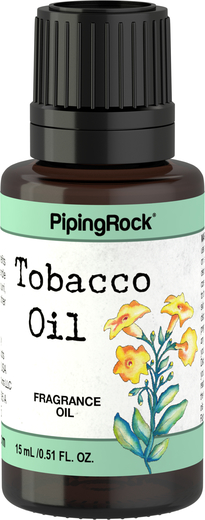 Tobacco Fragrance Oil   1/2 oz (15 mL)