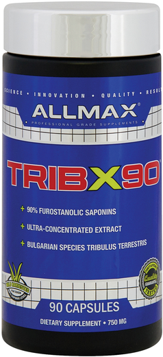 TribX90, 90 Caps