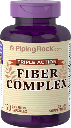 Buy Triple Action Fiber Complex 120 Capsules