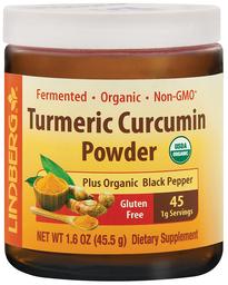 Turmeric Curcumin Powder (Organic), 1.6 oz