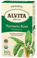 Organic Turmeric Tea 24 Bags