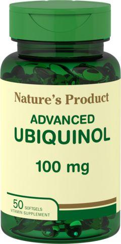 Ubiquinol 50 Myke geler