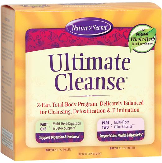 Ultimate Cleanse (2-part program), 1 kit