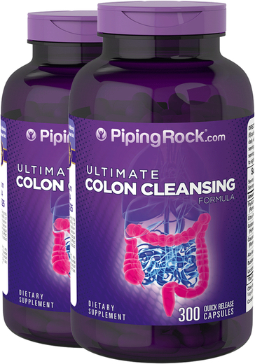 Ultimate Colon Cleanser, 300 Capsules x Bottles