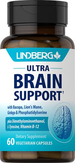 Ultra Brain Support 60 Kapsułki wegetariańskie