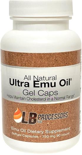 Ultra Emu Oil 90 Softgels