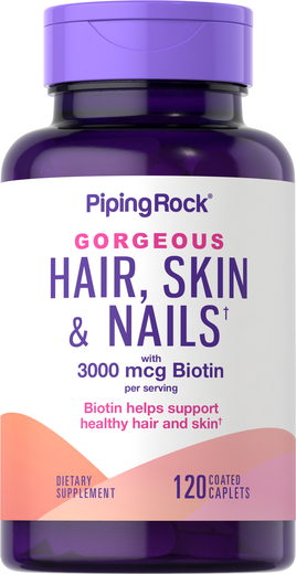 Ultra Hair, Skin & Nails 120 Capsules