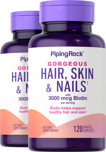 Ultra Hair, Skin & Nails 2 x 120 Capsules