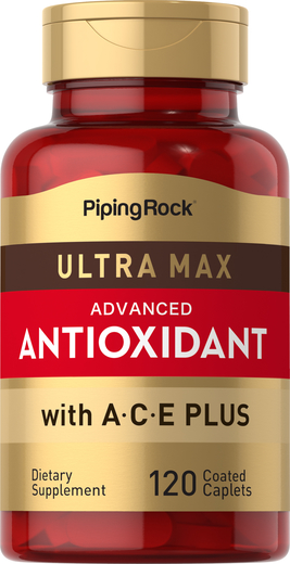 Antioxidantes ultra max 120 Comprimidos oblongos revestidos