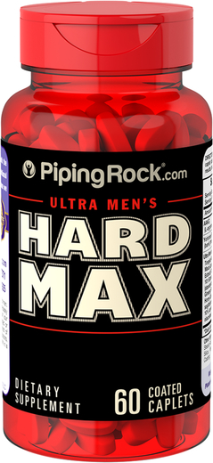 HARD MAX ultra para homens, 60 Comprimidos oblongos revestidos