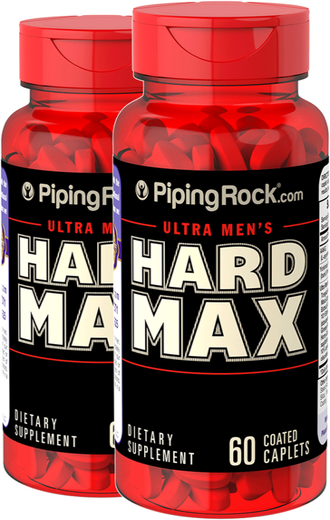 Ultimate Mens Peak Performance 2 Bottles x 60 Coated Caplets
