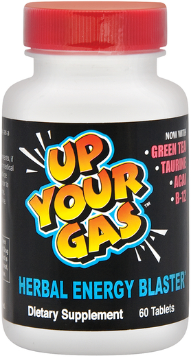 Up Your Gas 60 Tabletki