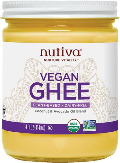 Vegan Ghee (Organic) 14 oz Jar