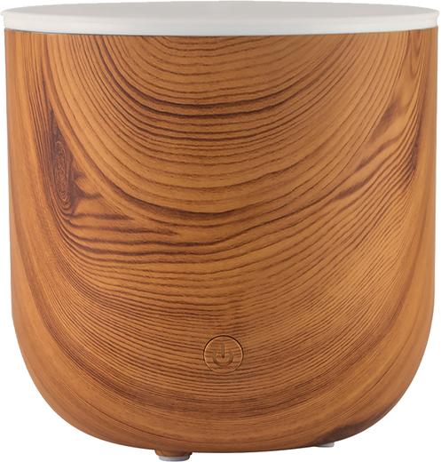 Vela Woodgrain Essential Oil Diffuser, 1 Unit