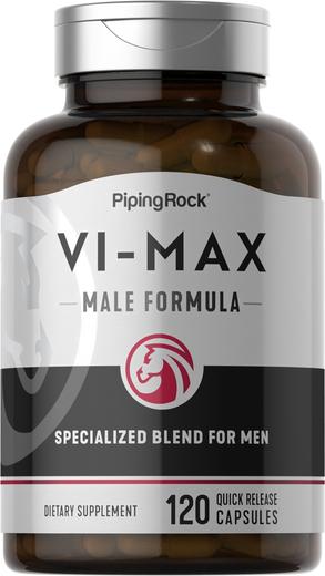 "Vi-Max Male ""MEN ONLY"" 120 Capsules"