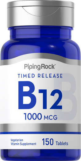 Vitamin B-12 s vremenskim otpuštanjem 150 Tablete