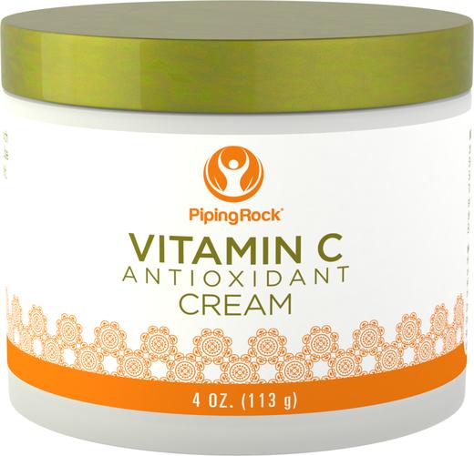 Vitamin C AntiOxidant Renewal Cream 4 oz Jar