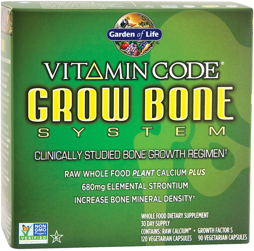 Vitamin Code Grow Bone System