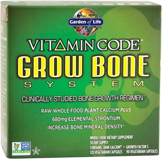 Vitamin Code Grow Bone System 1 Zestaw