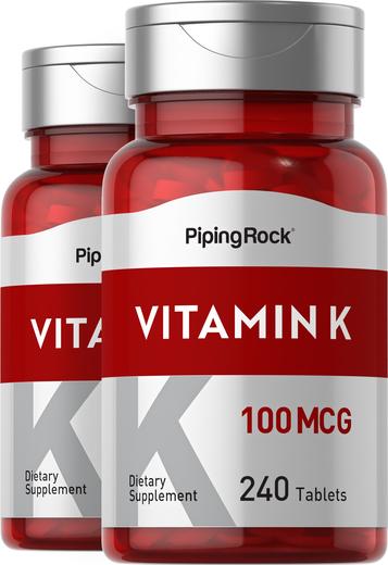 ビタミン K  240 錠剤