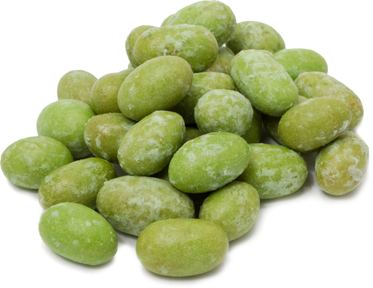 Amendoins wasabi, 1 lb (454 g) Saco