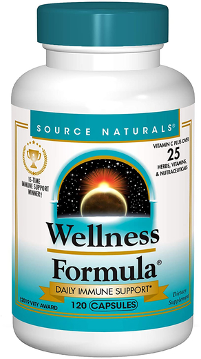 Buy Wellness Formula Herbal Defense Complex 120 Capsules