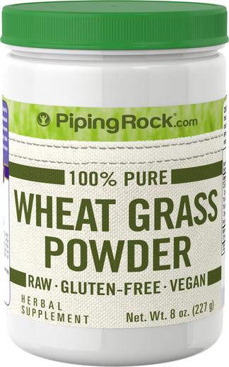 小麦若葉パウダー 8 oz (227 g) ボトル