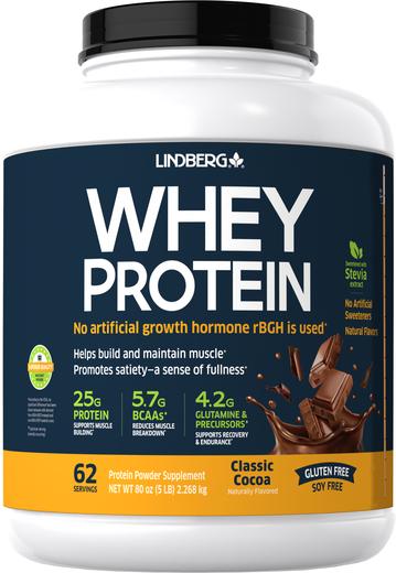 Whey Protein Powder (Natural Chocolate)