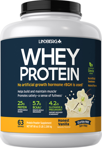 Whey Protein (Natural Vanilla)