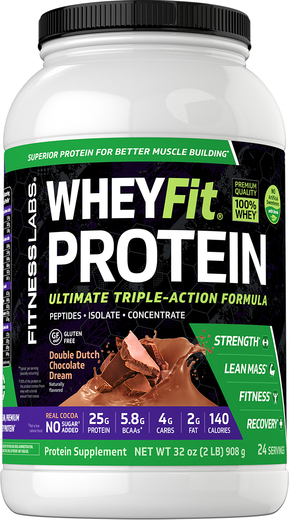 WheyFit Protein (Natural Chocolate)