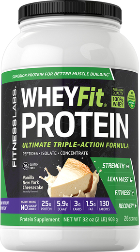WheyFit Protein (Natural Vanilla)