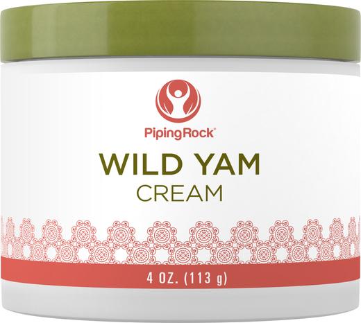 Wild Yam Cream 4 oz (113 g) โหล
