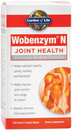 Wobenzym N 200 Tabletki w powłoce kwasoodpornej