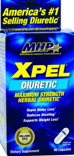 Xpel Diuretic 80 Kapsułki