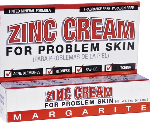 Zinc Cream 1 oz (28 g) Tube