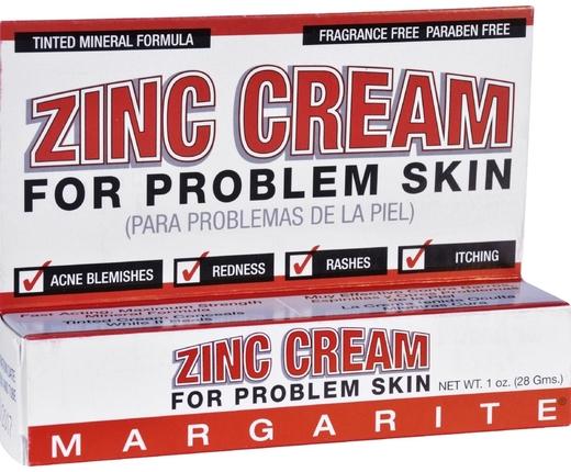 Crème au zinc 1 oz (28 g) Tube