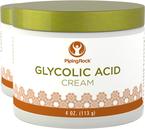 10%  Glycolsäure-Creme 4 oz (113 g) Glas