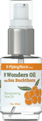 9 Wonders Oil with Sea Buckthorn 1 fl oz Pump Bottle