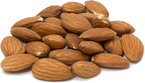 Almonds Raw Unsalted 2 Bags x 1 lb (454 g)