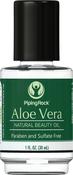 Aloe-Vera-Öl, 100%rein ‒ Schönheitsöl 1 fl oz (30 mL) Flasche