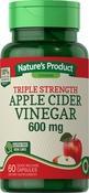 Apple Cider Vinegar, 600 mg 60 Capsules