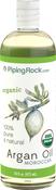 Huile d'argan marocaine pure Or liquide (biologique) 16 fl oz (473 mL) Bouteille